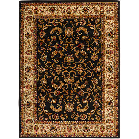Home Dynamix 3 Piece Royalty Elati Border Rectangular Rug Set