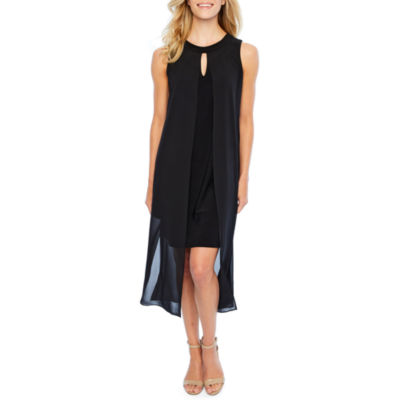 Soho Sleeveless Shift Dress