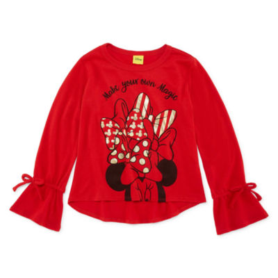 Disney Mickey Mouse Graphic T-Shirt Girls