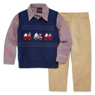 TFW 3-pc. Suit Set Toddler Boys 2T-5T