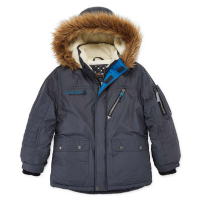 Big Chill Boys Heavyweight Ski Jacket-Big Kid