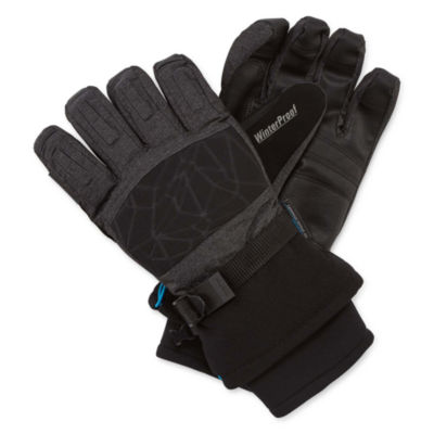 WinterProof Mens Cold Weather Gloves
