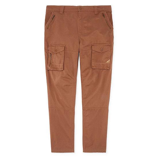Parish Mens Flat Front Pant-Big and Tall