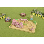 Calico Critters Baby Choo-Choo Train Set