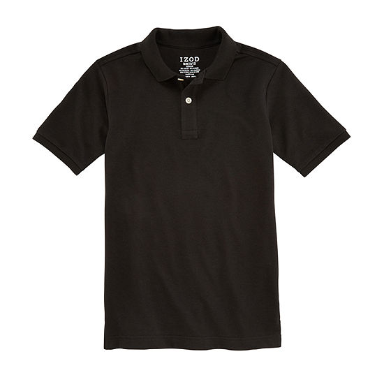IZOD Big Boys Short Sleeve Polo Shirt