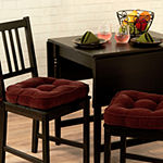 Greendale Home Fashions Hyatt Set of 2 Chair Pads