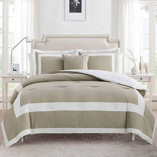 VCNY Avianna 4-pc. Comforter Set