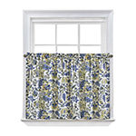 Waverly® Imperial Dress Rod-Pocket Window Tiers