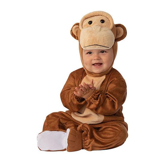 Monkey Infant/Toddler Unisex Costume