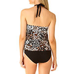 a.n.a Animal Tankini Swimsuit Top or Swimsuit Bottom