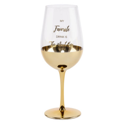 Mixit Girls Night Wine Glass