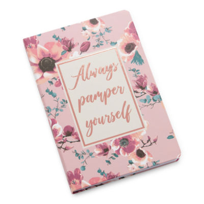 Mixit Pamper Party Journal