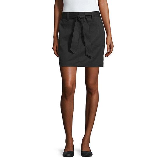 Dickies Womens Short A-Line Skirt-Juniors