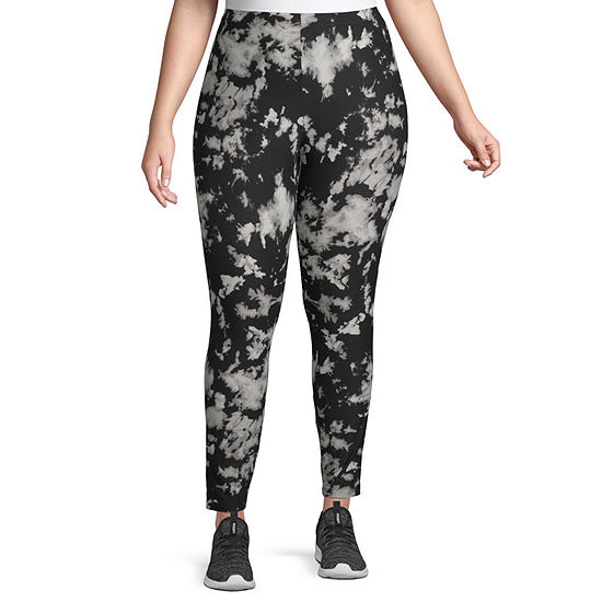 Flirtitude Womens Legging-Juniors Plus