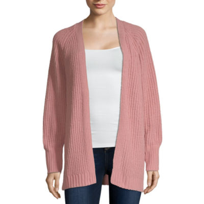 Arizona Women's Long Sleeve Cardigan - Juniors
