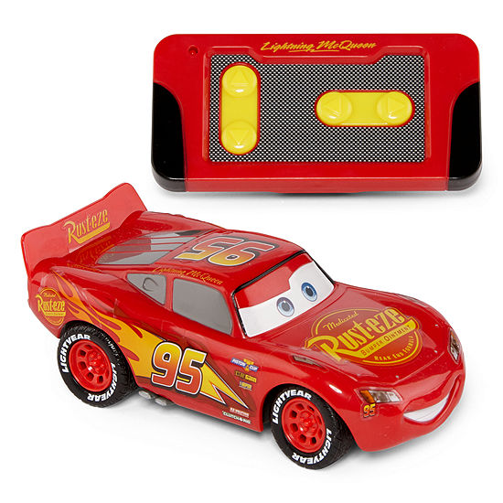 "Disney Collection Cars 3: Lightning Mcqueen 6"" Race Car"""
