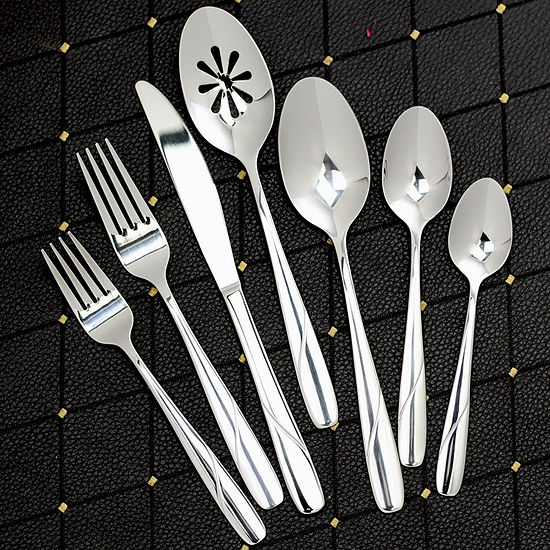 Studio Cuisine Abel 42-pc. Flatware Set