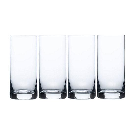 Mikasa Julie High Ball 4-pc. Drinkware Set