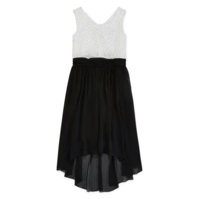 Speechless® Lace High-Low Dress - Girls 7-16