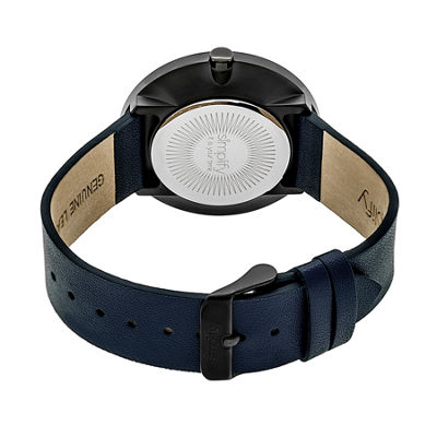 Simplify Unisex Blue Strap Watch-Sim3005