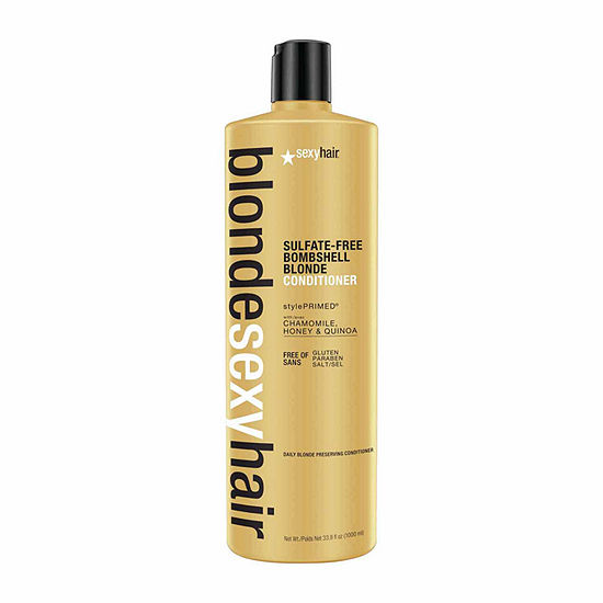 Blonde Sexy Hair® Bombshell Blonde Conditioner - 33.8 Oz.