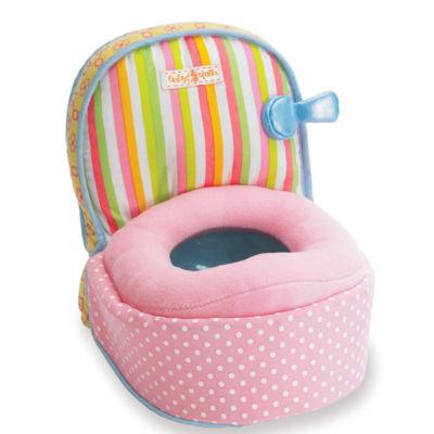 """Manhattan Toy Baby Stella - Playtime Potty for 15""""Dolls"""""""
