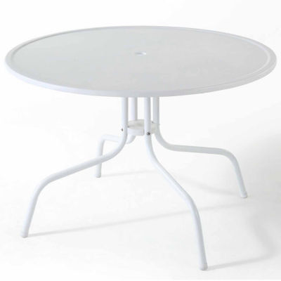 Crosley Griffith Metal Patio Dining Table