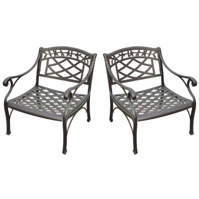 Crosley Sedona Cast Aluminum 2-pc. Conversation Set