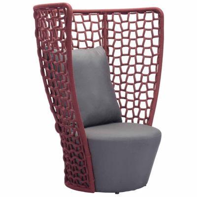 Zuo Modern Faye Bay Beach Conversational Chair