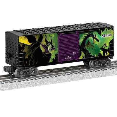 Lionel 2-pk. Disney Villains Hi-Cube Boxcar