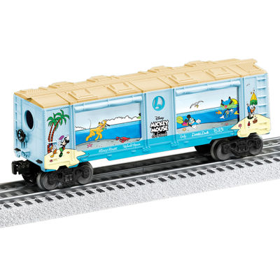 Lionel The Magic of Disney Aquarium Boxcar