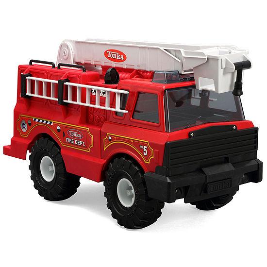 Tonka Classics Steel Fire Truck