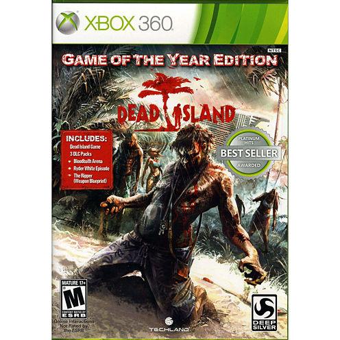 Dead Island Video Game-XBox 360