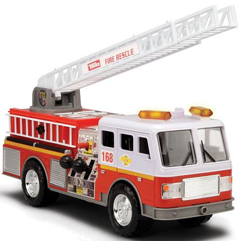 Tonka Mighty Motorized Fire Engine