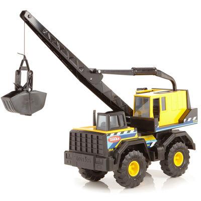 Tonka Steel Classic Mighty Crane