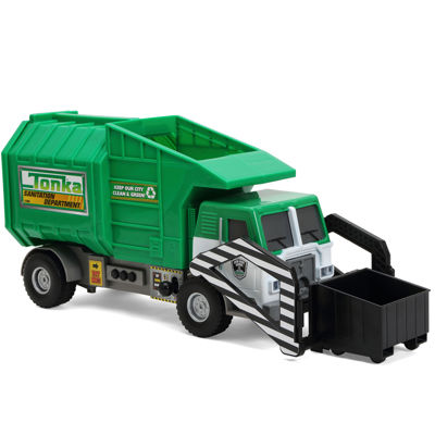 Tonka Mighty Motorized Garbage Truck