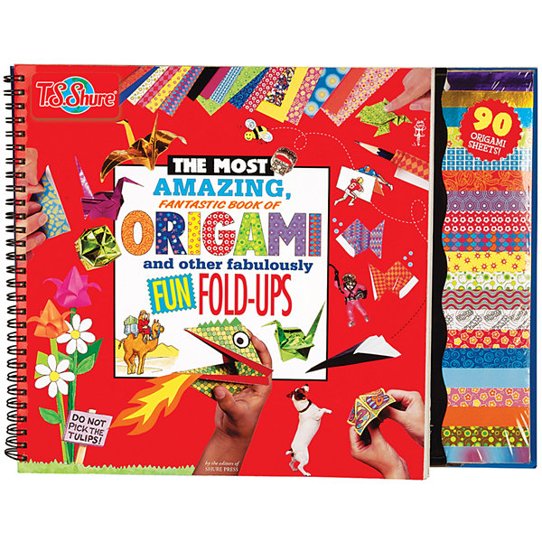 Origami Fun Fold Ups Activity Book