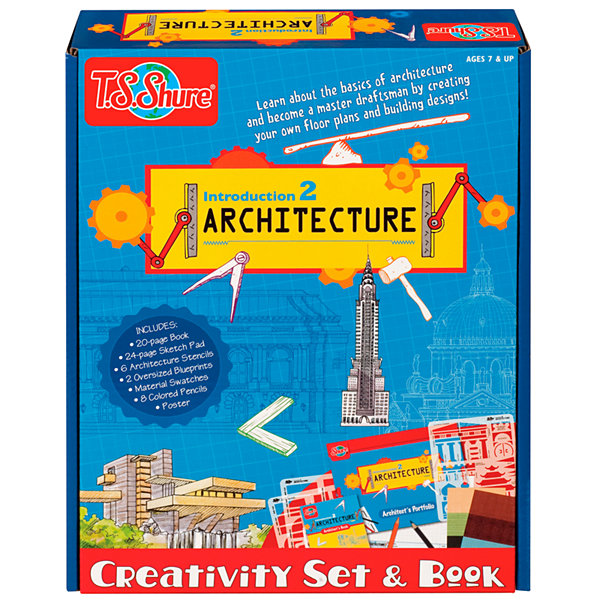 Intro To Architecture Set And Book