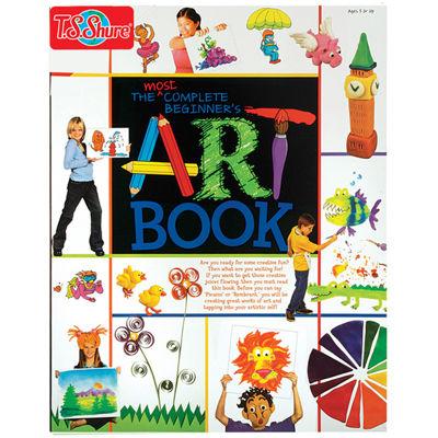 The Most Complete Beginner'S Art Activity Book