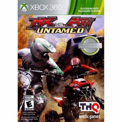 Mx Vs. Atv Untamed Video Game-XBox 360