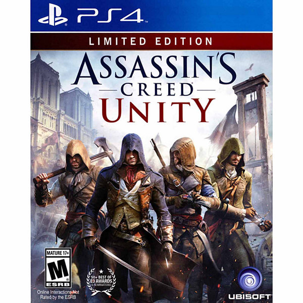 Assassins Creed Unity Le Video Game-Playstation 4