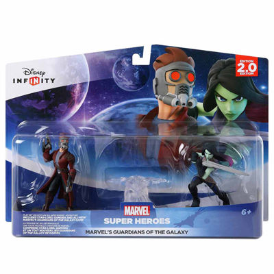 Disney Inf 2 Guardians Playset Video Game