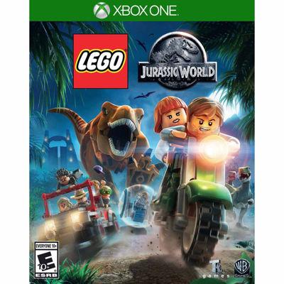 Lego Jurassic World Video Game-XBox One