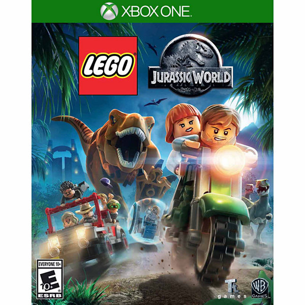XBox One Lego Jurassic World Video Game