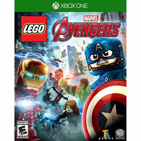 Lego Marvel Avengers Video Game-XBox One