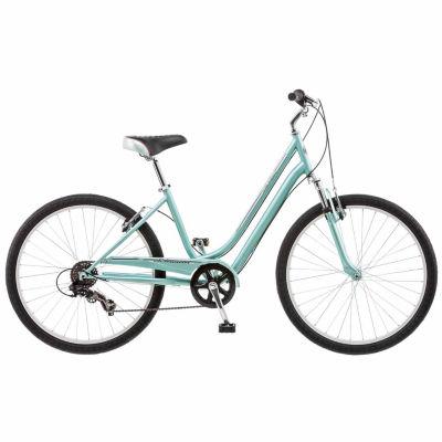"Schwinn Suburban 26"" Womens Comfort Bike"""