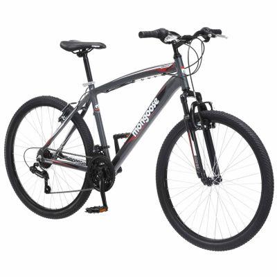 "Mongoose Mech 26"" Mens ATB Front Suspension Mountain Bike"