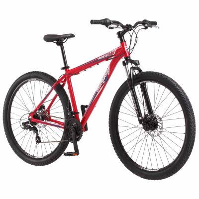 "Mongoose Impasse HD 29"" Mens ATB Front Suspension Mountain Bike"