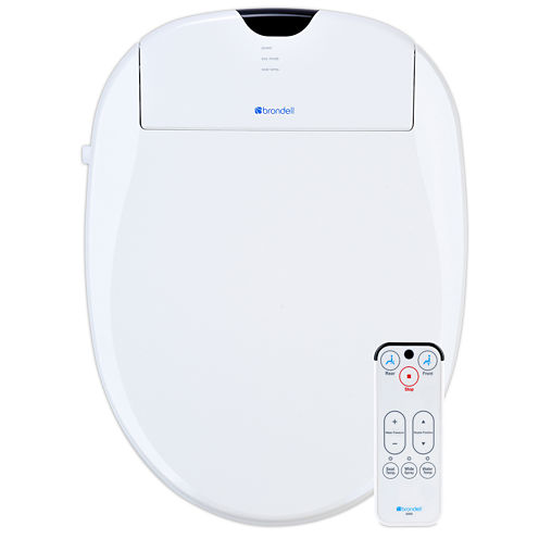 Brondell Swash 900 Advanced Round Toilet Seat Bidets