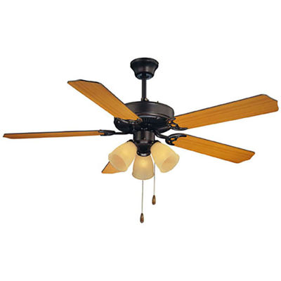 52in English Bronze Indoor Ceiling Fan